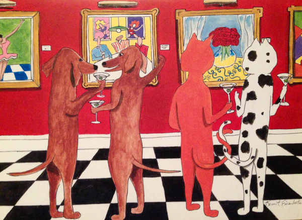 Animals at Gallery